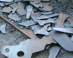 Irregular Shape Metal Cutting