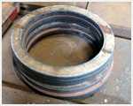 Circular Metal Plate Cuttings